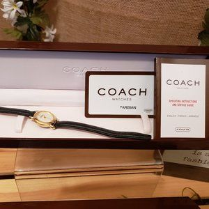 🌸 Coach Watch 🌸